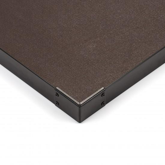 Ripiano PT38 60x120cm Black