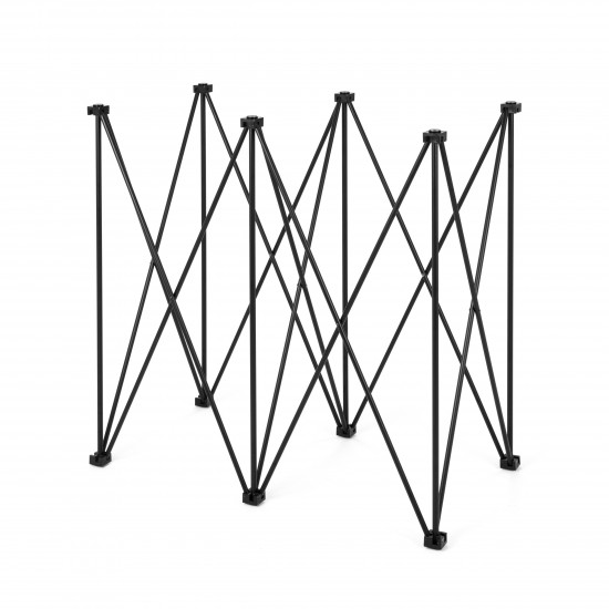 Tavolino richiudibile 60x120 Black
