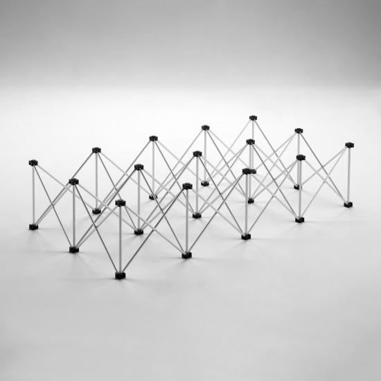 Pedana modulare 200 x 100 cm