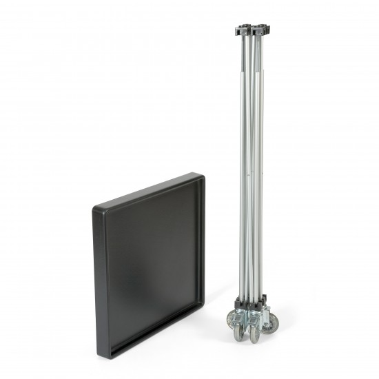 Tavolino portatile 50x50