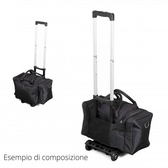 Carrello portavaligie richiudibile Y.312
